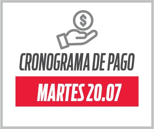 Quincena Julio + Adicional no remunerativo y Sac 1er Semestre 2021
